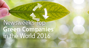 Eaton ranked among the worlds largest companies on corporate sustainability and environmental impact