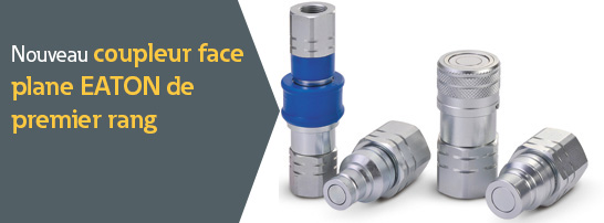 Flat Face COUPLINGS