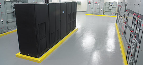 Data center segment Facility Infrastructure Banner
