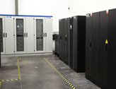 EA007352 - Eaton power management technology at Webaxys data centre