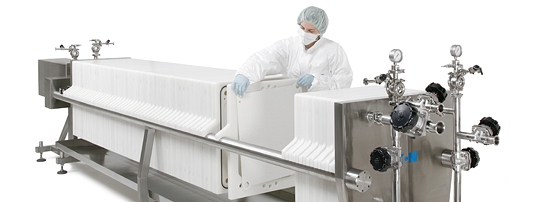 BECO INTEGRA PLate Enclosed Filter Systems